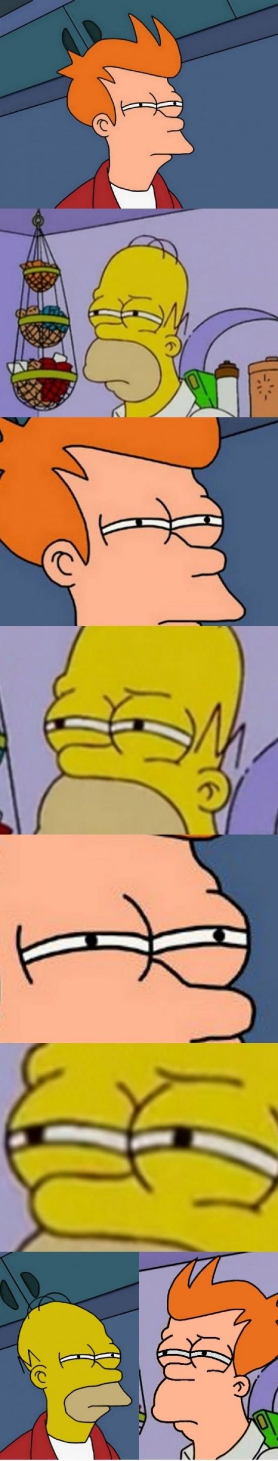 Fry - No sé si...