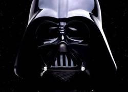 Enlace a Darth Vader a lo cutre
