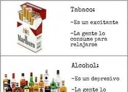 Enlace a El misterio del tabaco y el alcohol