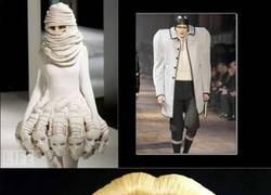 Enlace a Nunca entenderé la moda