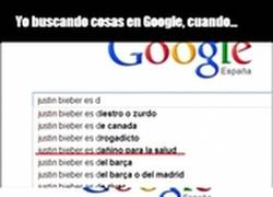 Enlace a Google y sus búsquedas