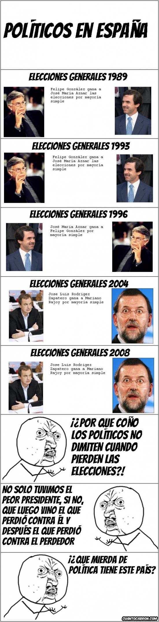 Y_u_no - La política en españa