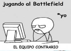 Enlace a Yo jugando al Battlefield