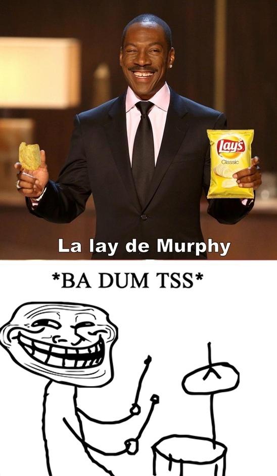 Trollface - La lay de Murphy