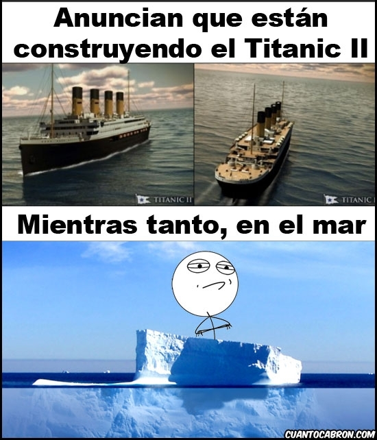 Challenge_accepted - ¿Titanic II?