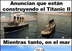 Enlace a ¿Titanic II?