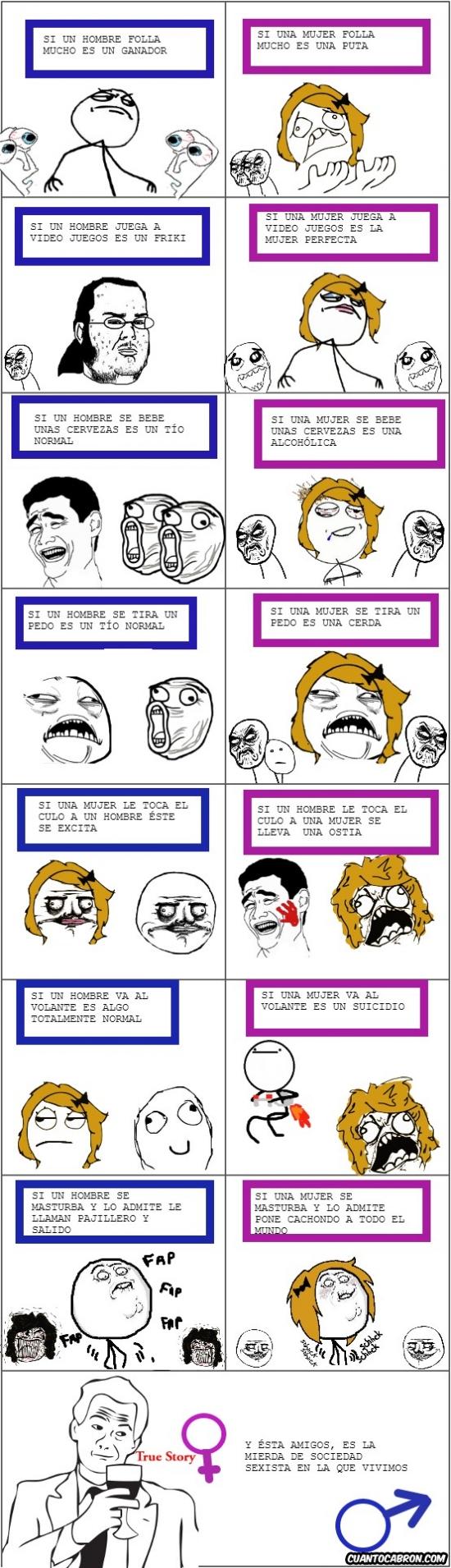 Otros - Sexismo everywhere