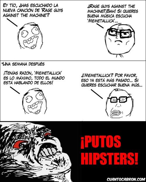 cansinos,grupos,mainstream,musica,putos hipsters,subnormales,van de listos