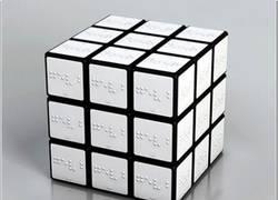 Enlace a Cubo de Rubik para ciegos
