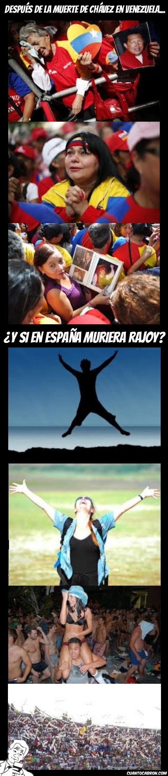 Otros - No creo que eso pase nunca en España...