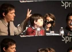 Enlace a Porque Daryl también es un niño...