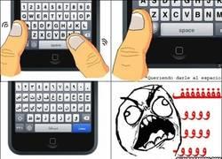 Enlace a Botones en el móvil puestos sólo para trollear