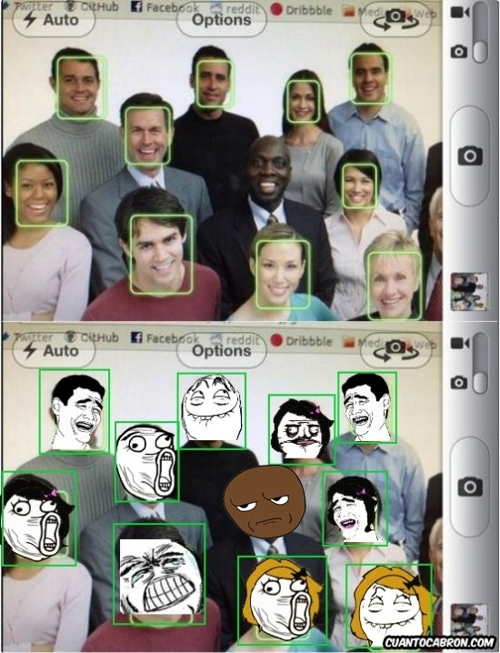 Kidding_me - Apps de cámaras racistas everywhere