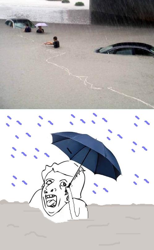 Retarded - Cuidado no te vayas a mojar...