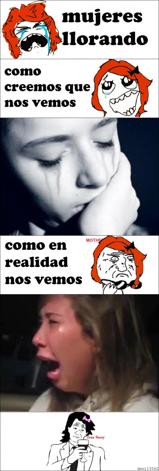 expectativa,llorar,mother of god,mujer,realidad,true story