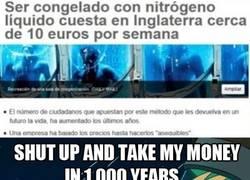 Enlace a Alargando vidas gracias a Futurama