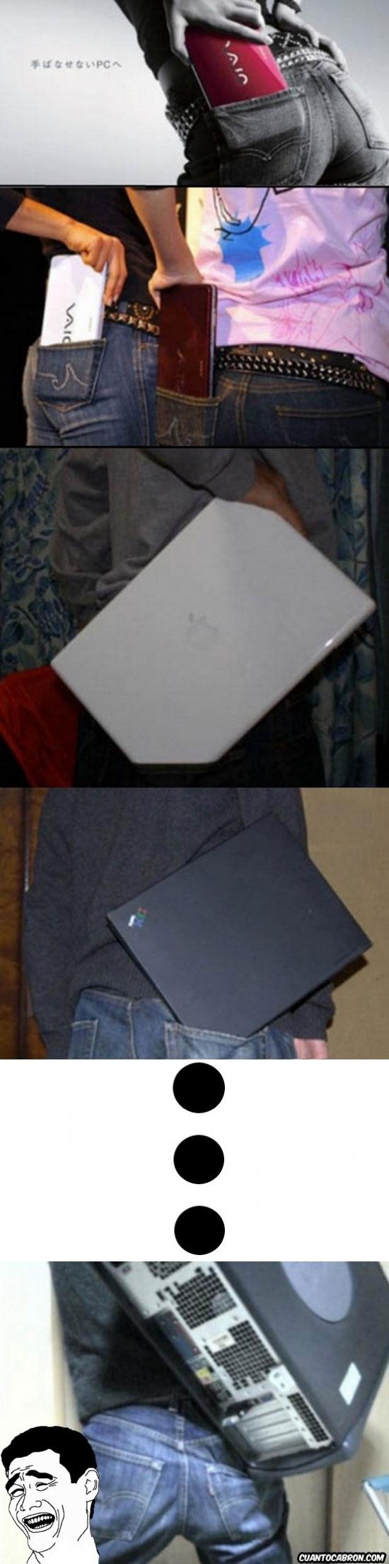 Yao - ¿Vuestro ordenador en un bolsillo? Me parece bien...