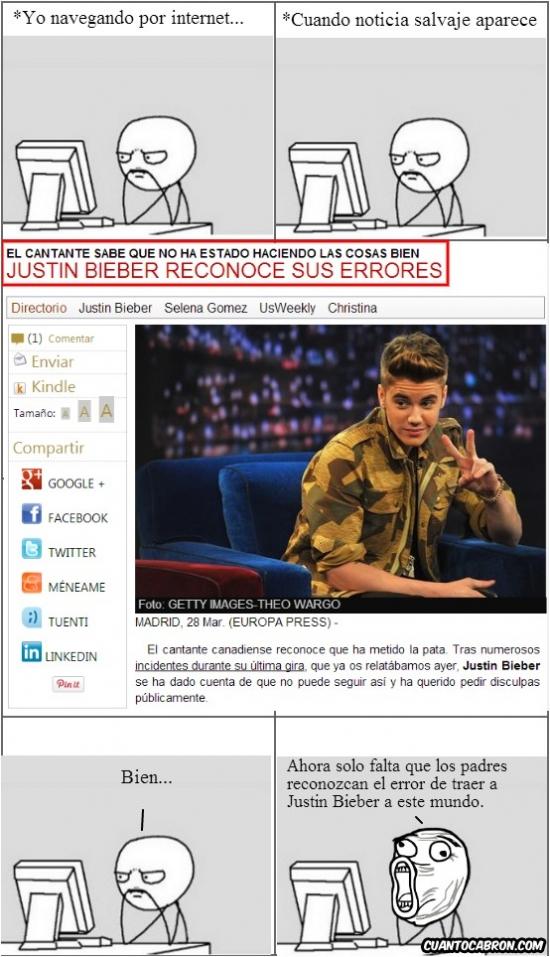 actualidad,chiste,computer guy,error,Justin Bieber,lol,padres