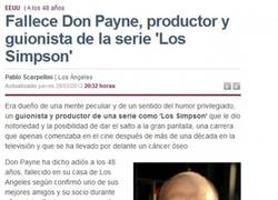 Enlace a DEP, maestro Don Payne