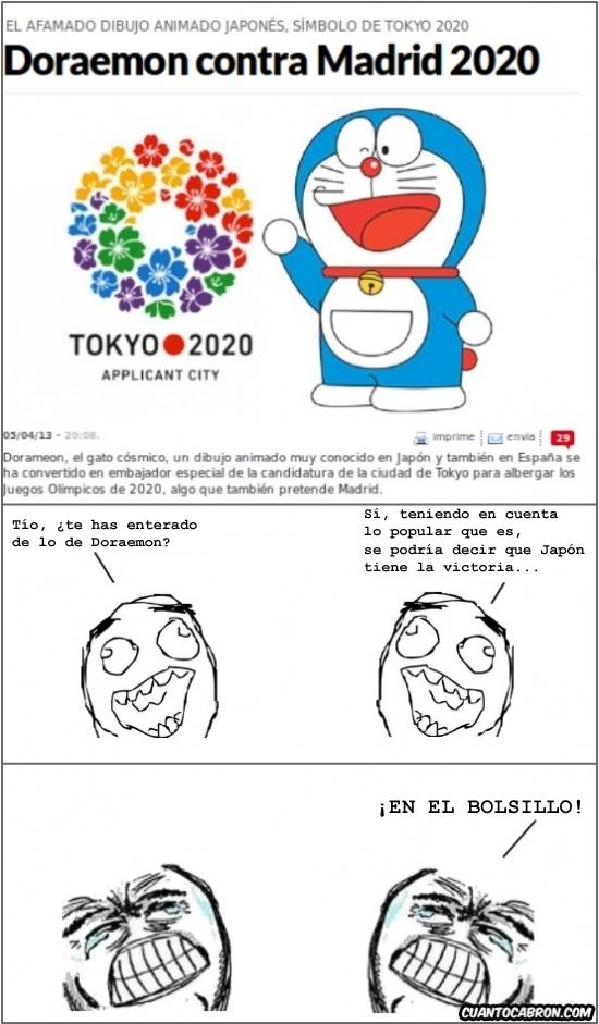 Otros - Tokyo lo tiene ganado