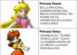 Enlace a ¿Princesas? Será porque suena más bonito...