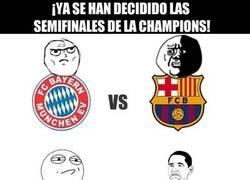 Enlace a ¡Ya se han decidido las semifinales de la Champions!