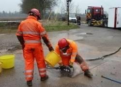 Enlace a Fe en la humanidad restaurada otra vez gracias a los bomberos