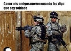 Enlace a La vida del soldado