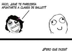 Enlace a ¿Apuntarme a ballet?