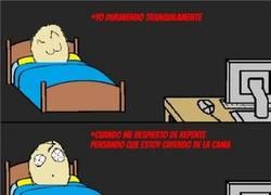Enlace a ¿Por qué nos caemos al dormir?