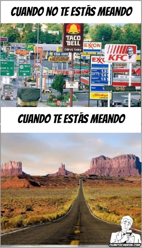 bares,carretera,centros comerciales,desierto,pis,restaurantes,true story