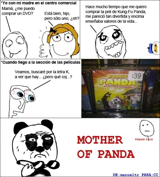 Otros - Pirateria panda
