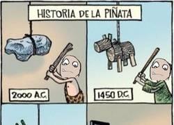 Enlace a Y así es como ha evolucionado la piñata...