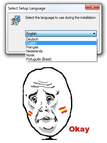 español,idiomas,instalador