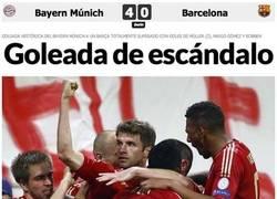 Enlace a El Bayern ha destrozado al Barça