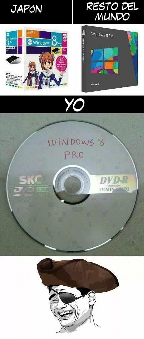 Yao - Mi versión del Windows 8