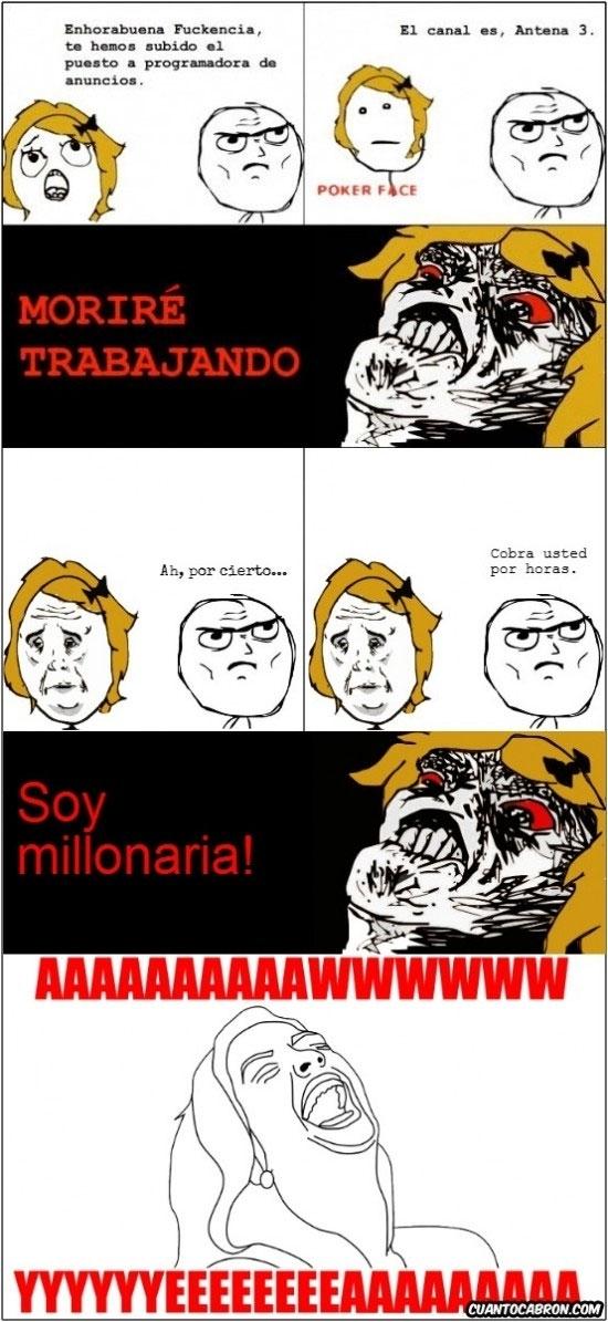 Aww_yea - Moriré pero millonaria
