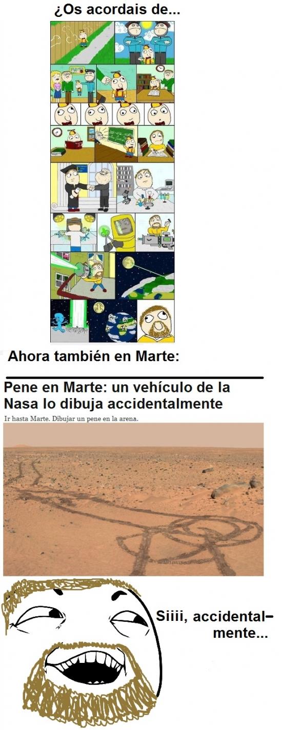 curiosity,marte,NASA,Sí claro,Troll