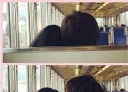 Enlace a Mi novia y yo en el autobús