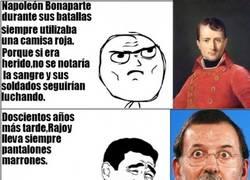 Enlace a Rajoy respeta las tradiciones