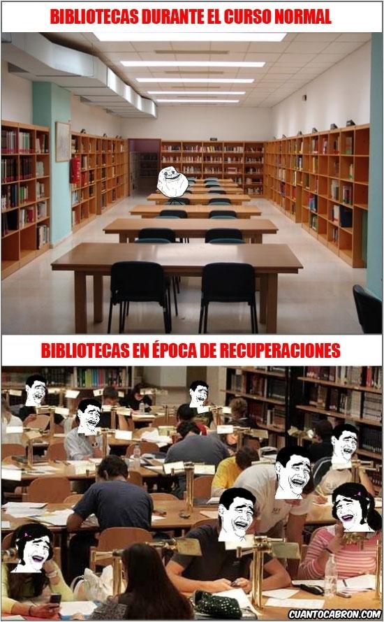 Yao - Bibliotecas según la situación