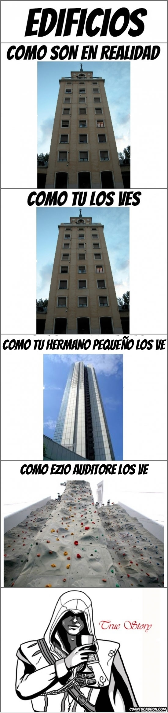 Otros - Edificios según quién los mire