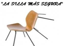 Enlace a No existe la silla anticaídas...