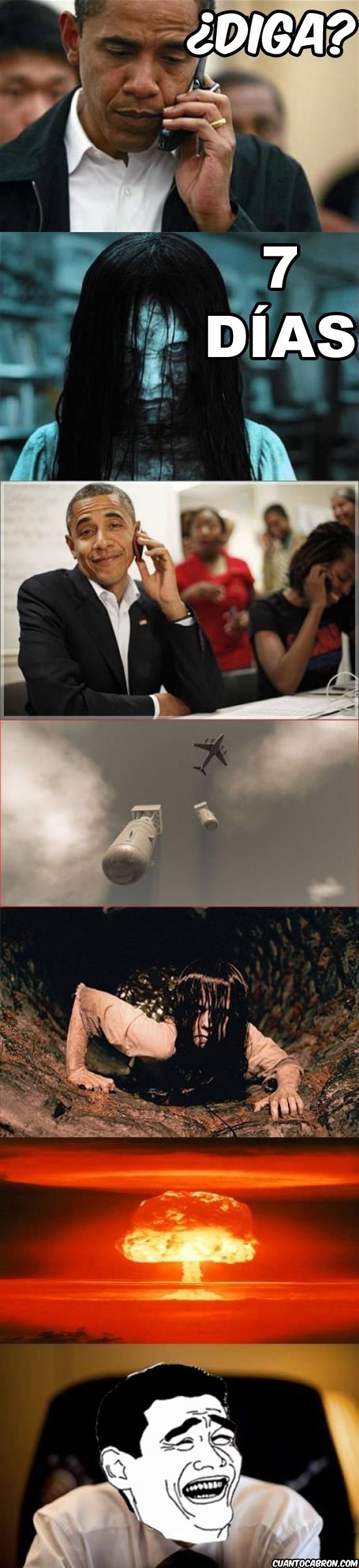 Yao - Obama sabe como tratar las amenazas