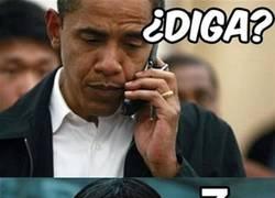 Enlace a Obama sabe como tratar las amenazas
