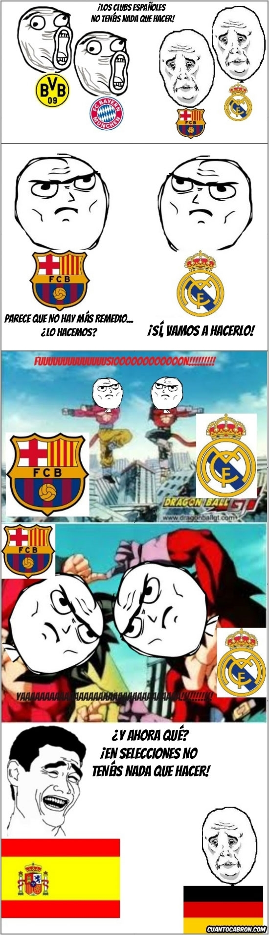 Mix - ¡FUSIÓN futbolística YA!
