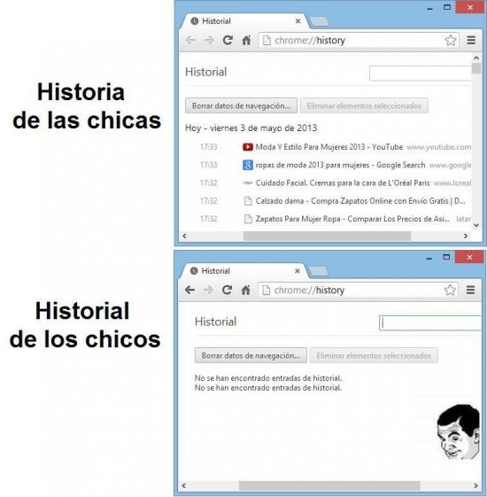 Otros - Historiales