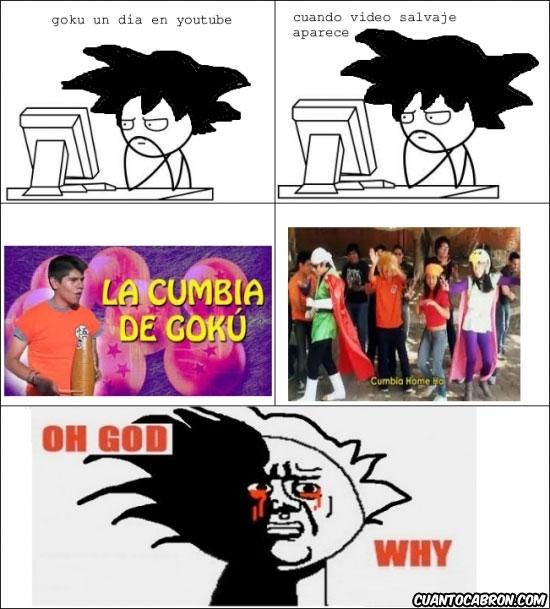 Oh_god_why - Yo creo que Goku no se merecía esto