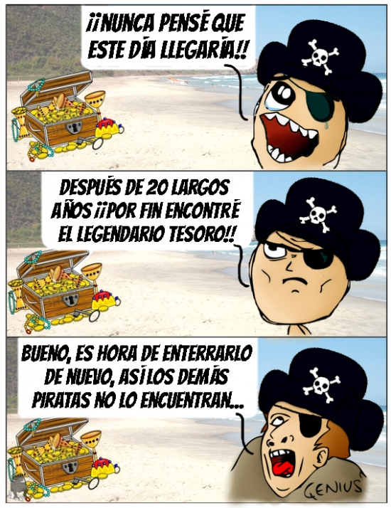 Otros - Lógica pirata