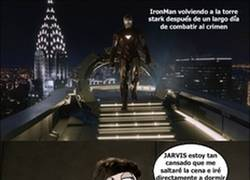 Enlace a Ironman y sus problemas existenciales